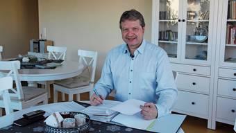 Dieter Hermann leitet das Projekt der Stadt.