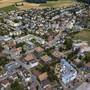 Blick von oben auf die Gemeinde Langendorf, die gestern Sonntag gleich über neun Vorlagen an der Urne entschieden hat.