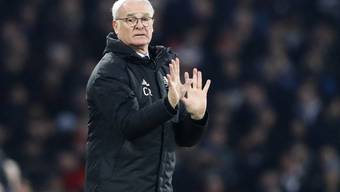 Claudio Ranieri übernimmt bei der AS Roma bis Ende Juni