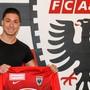 Kevin Spadanuda kehrt zum FC Aarau zurück. Er unteschreibt einen drei Jahresvertrag.