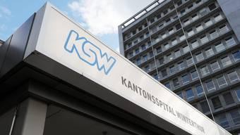 Kantonsspital Winterthur (KSW).
