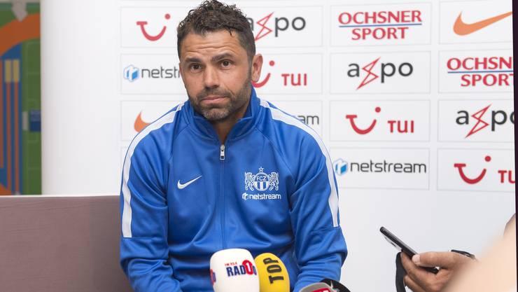 Notfall-Trainer Uli Forte soll den FCZ retten
