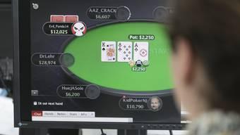 Wie viel Geld verzocken die Schweizer bei Glücksspielen?