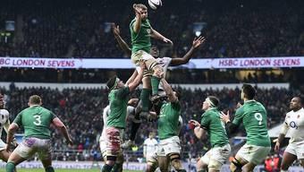 Irland überragte beim Six Nations alle