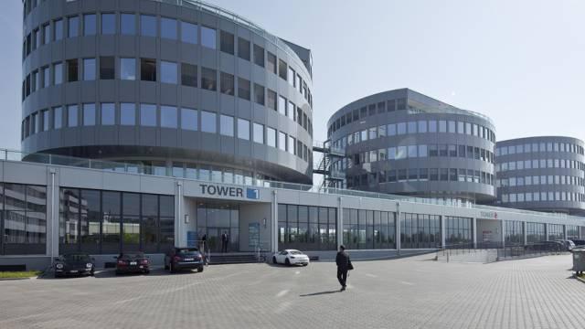 Transocean-Bürogebäude in Steinhausen im Kanton Zug (Archiv)