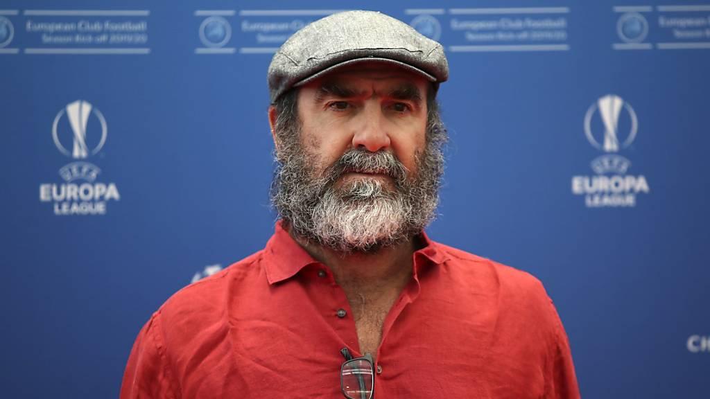 Ex-Fussballstar Cantona spielt in Dramaserie eine Hauptrolle