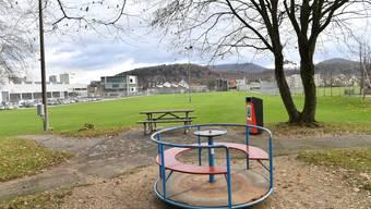 An der GV wurde über die Sanierung der Sportanlage Grossfeld abgestimmt