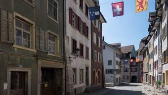 Die Laufenburger Altstadt. (Archiv)