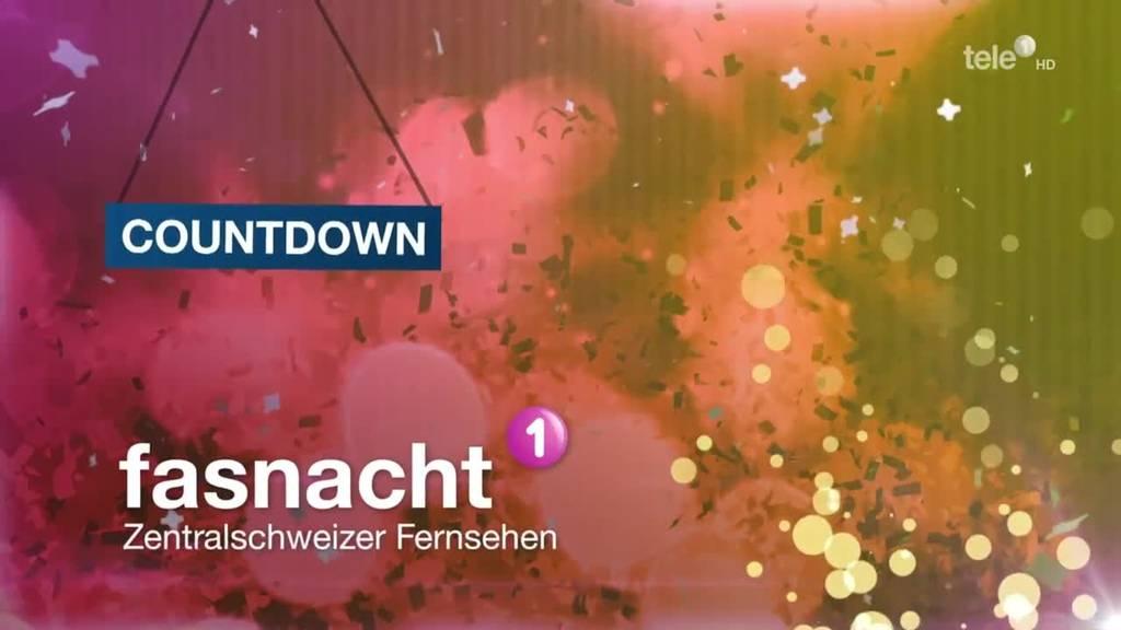 Countdown - Basteln Wey-Zunft Präsident