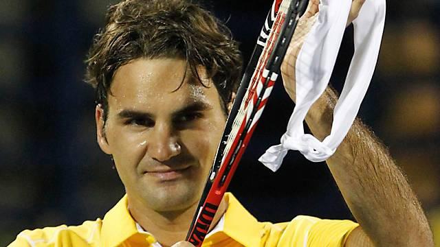 """Roger Federer bedankt sich bei seinem """"Heimpublikum"""""""
