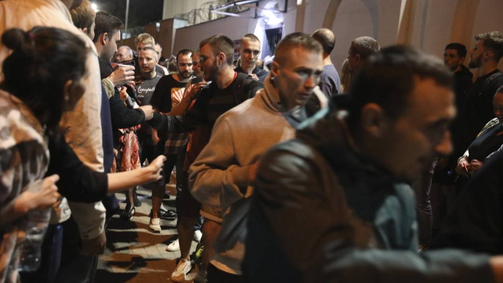 Schweizer in Weissrussland aus der Haft entlassen