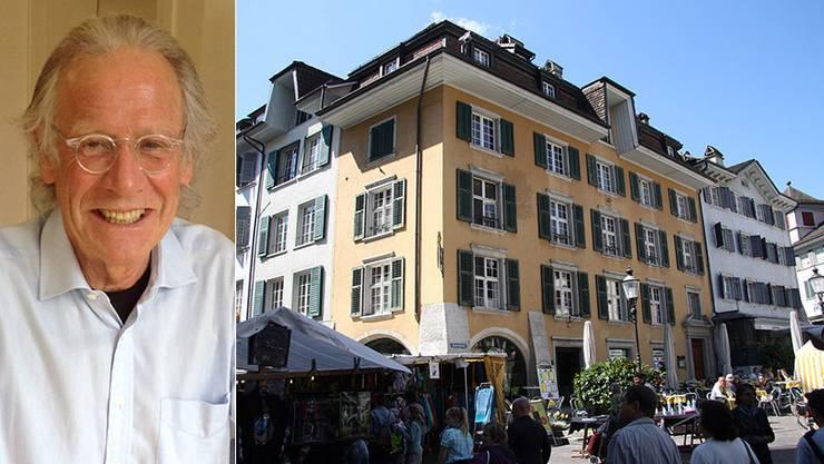 new product e1758 58ef9 Der «Immobilien-Tycoon» schlägt zu: Urs Rudolf kauft ...