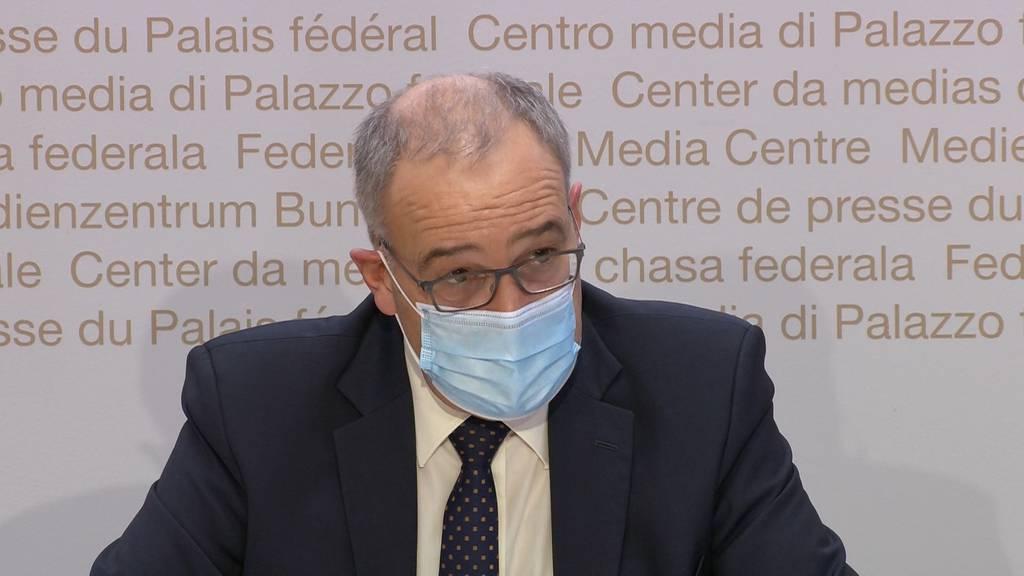 Bundesrat setzt auf bewährte Massnahmen: Kurzarbeit, Härtefall-Hilfe und Corona-Erwerbsersatz
