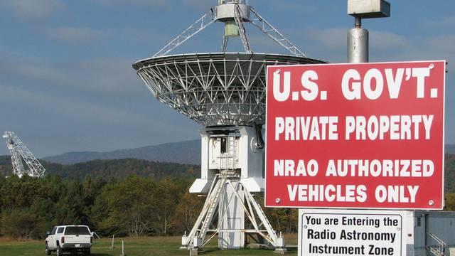 Das Riesen-Radioteleskop soll ausserirdisches Leben entdecken