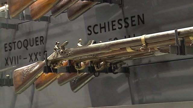 Wiedereröffnung altes Zeughaus Solothurn
