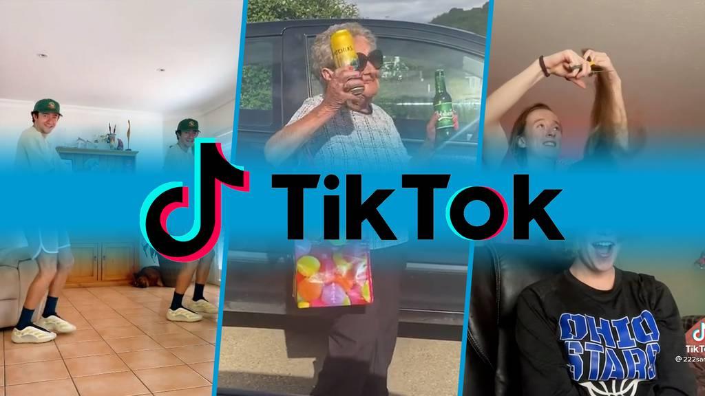 Diese TikTok-Songs sind in den Top 10 Charts