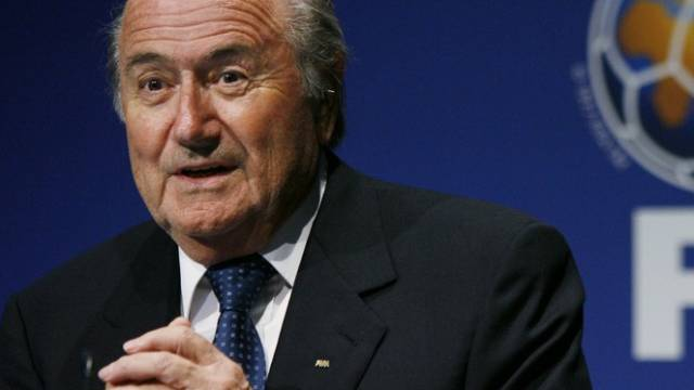 Problem für Sepp Blatter