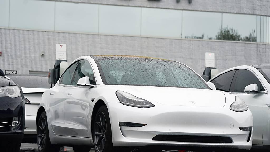 Tesla mit neuem Quartalsrekord - über 200'000 E-Autos ausgeliefert