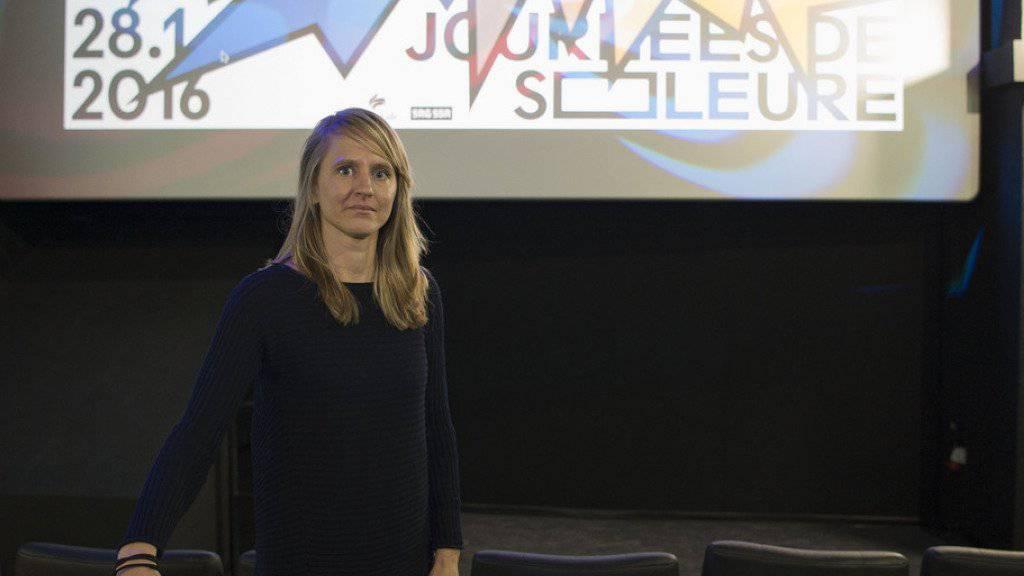 Plakat und Programm sind bekannt: Direktorin Seraina Rohrer hat am Dienstag in Zürich verraten, worauf sich das Publikum an den 51. Solothurner Filmtagen freuen kann.