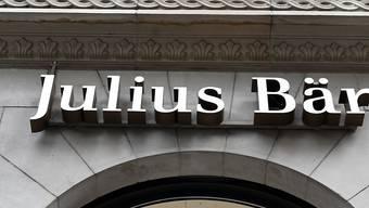 Julius Bär folgt dem Beispiel der beiden Grossbanken und zahlt einen Teil der Dividende erst später.