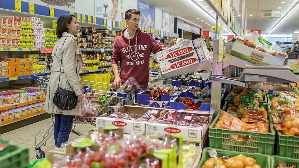 Lieber ohne Plastik: in französischen Supermärkten muss das Gemüse künftig oftmals unverpackt verkauft werden (Symbolbild).