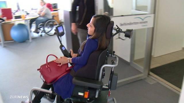 Rollstuhlfahrerin findet keine Lehrstelle