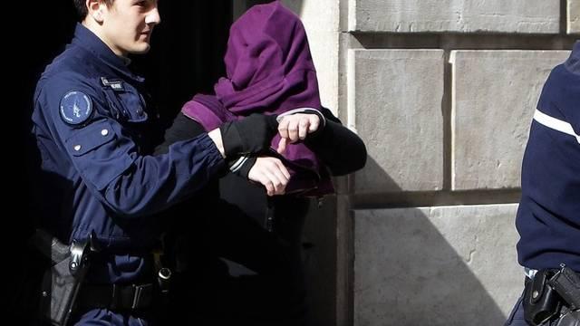 Bereits am Dienstag hatte die französische Polizei im Südwesten des Landes mutmassliche ETA-Mitglieder festgenommen (Archiv)
