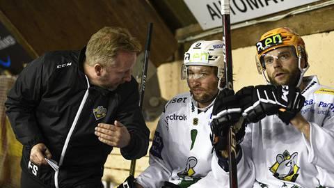 Marc Truttmann (r.) spielt in den Planungen von Trainer Fredrik Söderström vorderhand keine Rolle mehr.