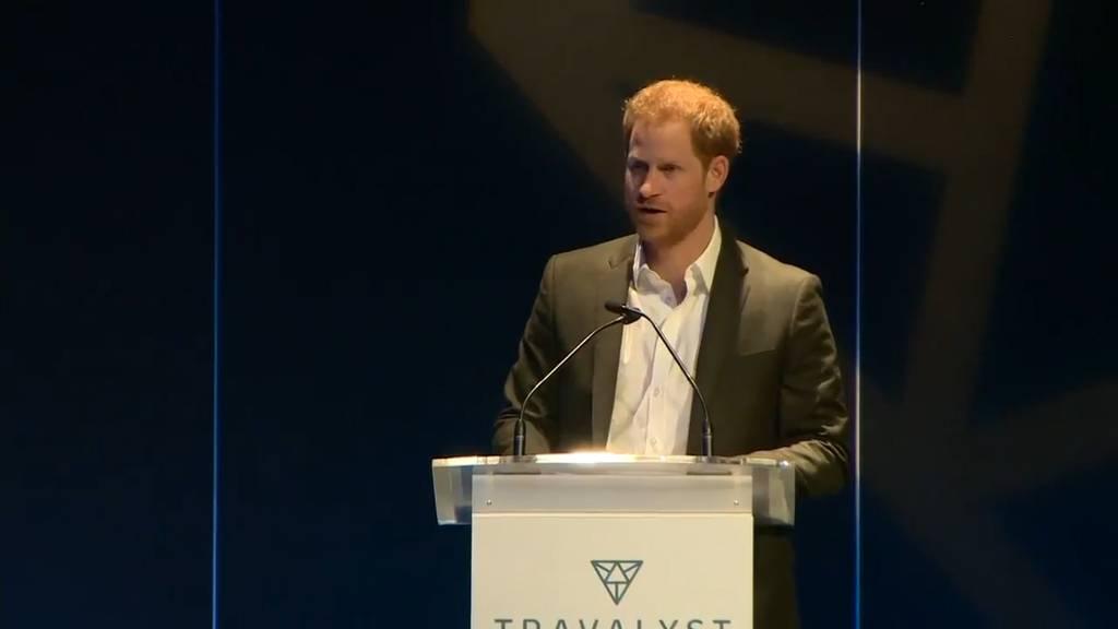 Prinz Harry: «Nennt mich bitte nur noch Harry»