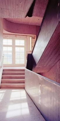 Die Sanierung hat auch zum Ziel, die Räume besser zu nutzen.