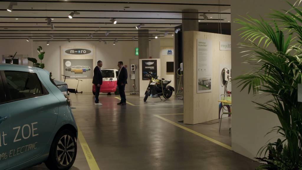 """HEV Zürich / Innovationsprojekt """"E-Garden"""" / Energetische Isolierung"""