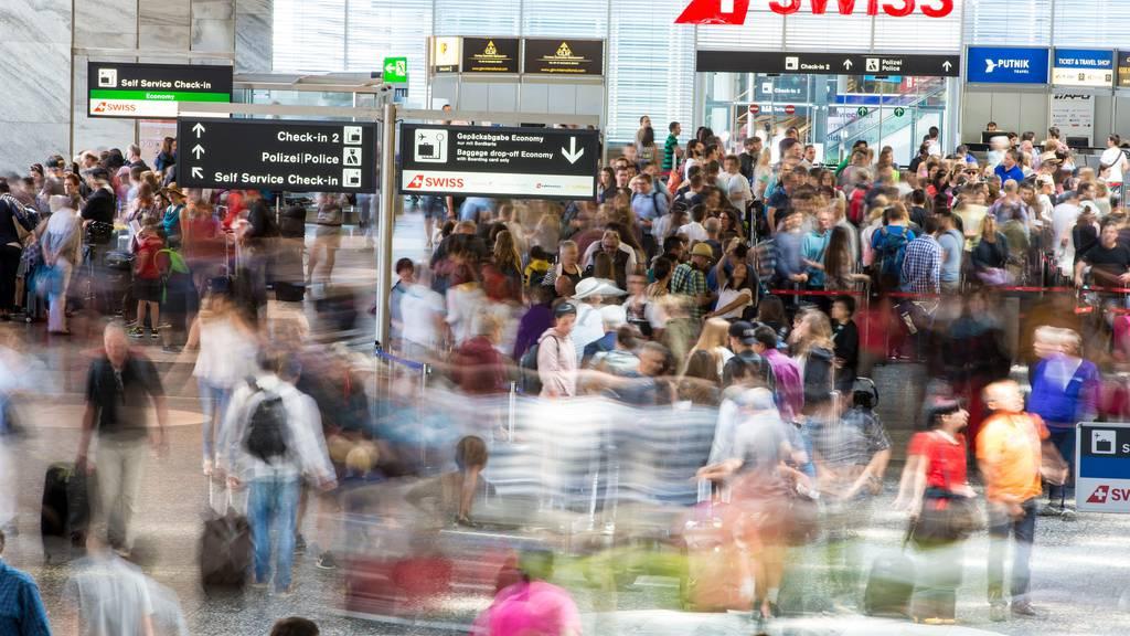 Mehr als 31 Millionen Passagiere
