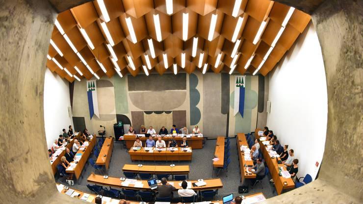 Das Gemeindeparlament Olten startet am Donnerstag in die neue Legislaturperiode