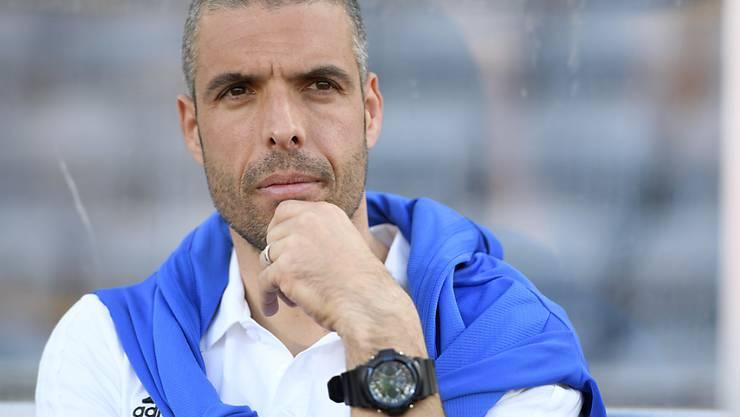 Für Fabio Celestini ist die Zeit als Trainer von Lausanne-Sport abgelaufen