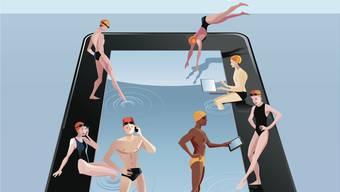 Arbeitswelt 4.0: Digitalisierung gibt es auch im Berufsleben.