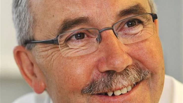 Erlitt einen Schlaganfall: BDP-Nationalrat Hans Grunder.