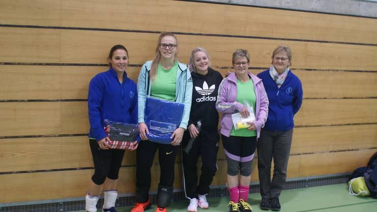 Mannschaft Wohlen erreichte den 8. Rang.