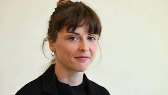 Die Schweizer Autorin Dorothee Elmiger schaffte es mit «Aus der Zuckerfabrik» auf die Shortlist des Deutschen Buchpreises.
