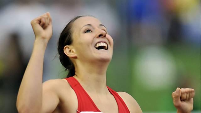 Selina Büchel zeigte eine starke Leistung