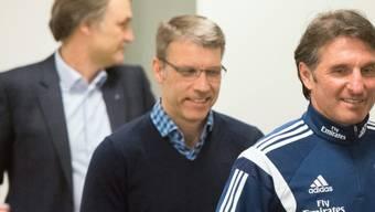 HSV-Sportchef Knäbel zuversichtlich