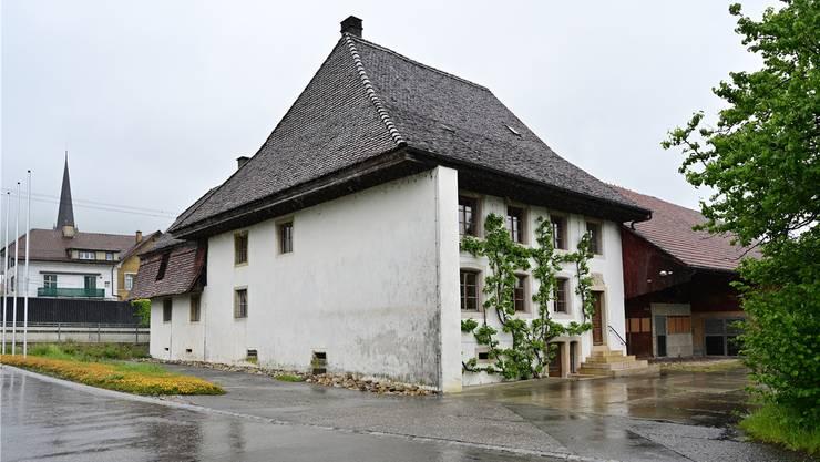 Das Pfefferli-Haus in Wangen bei Olten soll Ort der familienergänzenden Kinderbetreuung werden.