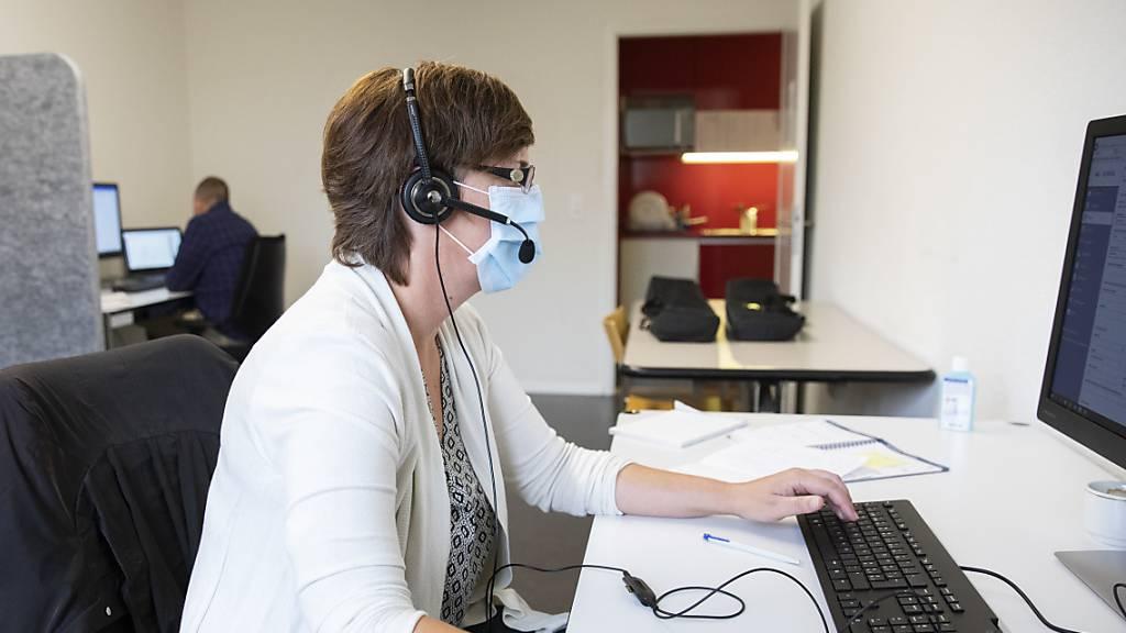 «Jede Kontaktperson wird durch das Contact Tracing informiert»