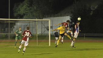 FC Pratteln gegen FC Amicitia Riehen in Pratteln