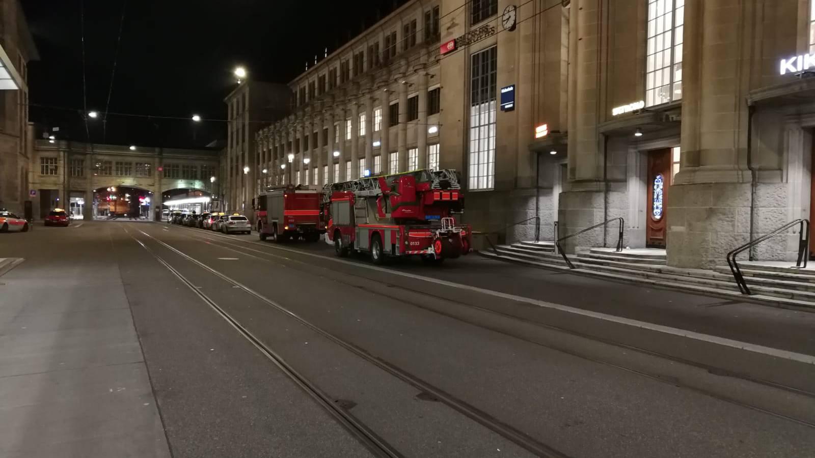 Die Feuerwehr musste wegen eines Fehlalarms ausrücken.
