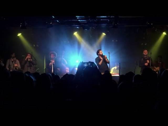Šuma Čovjek - Babel live @ KiFF Januar 2016