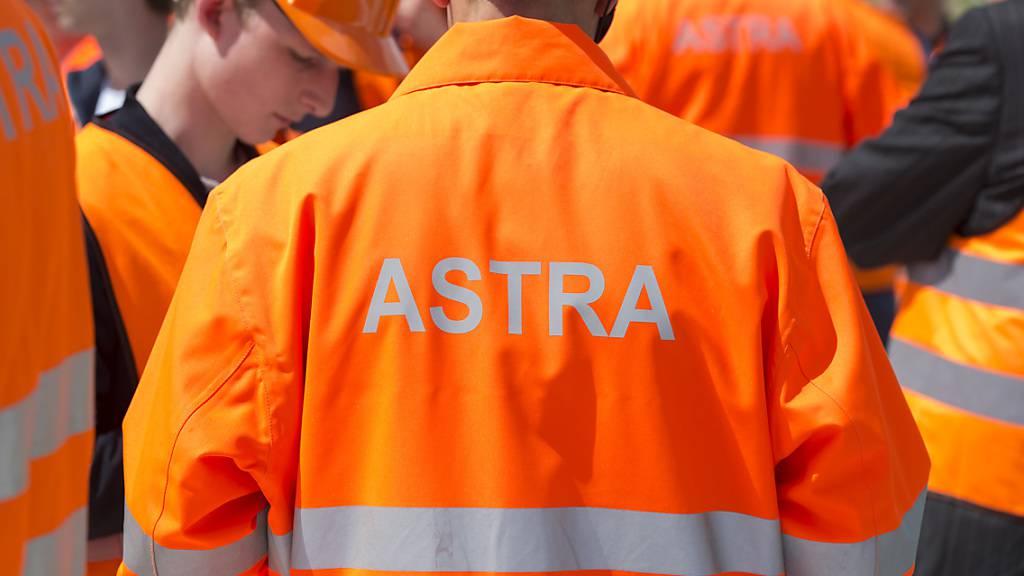 Die A2 bei Hergiswil wird im April und Mai mehrmals gesperrt