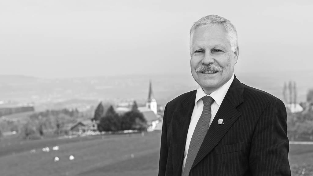 Früherer Thurgauer Staatsschreiber verstorben
