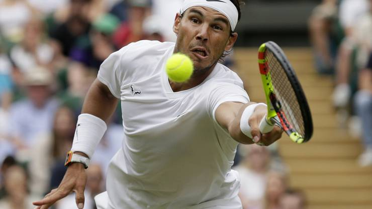 Rafael Nadal befindet sich in ausgezeichneter Verfassung und gab gegen Jo-Wilfried Tsonga nur sieben Games ab
