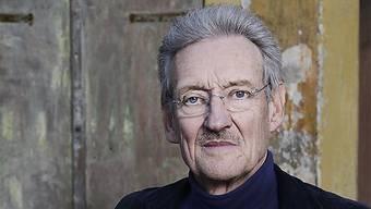 Schriftsteller Christian Haller ist heute und morgen amLyrikfestival Neonfischeim Aargauer Literaturhauszu Gast. ho