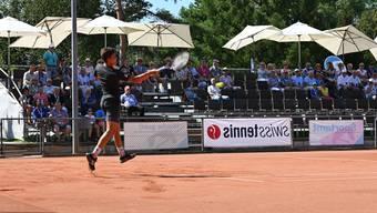 Final am Tennis Pro Open in Schlieren